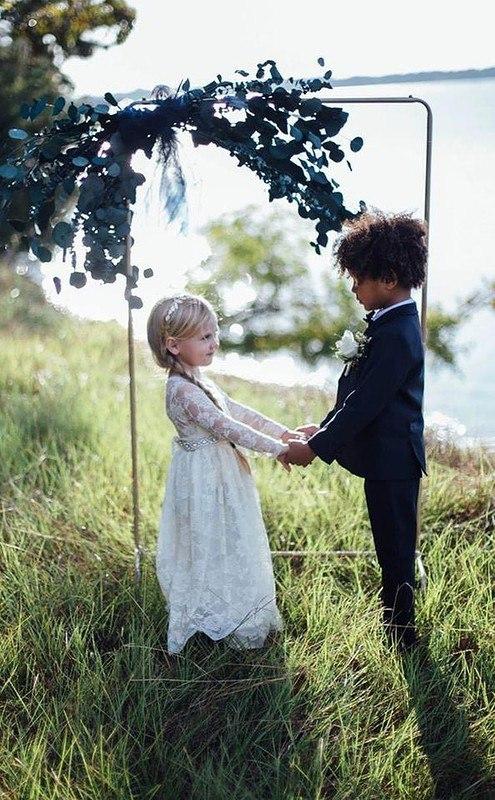 tdXCZXQhWGs - Если твоя мама - фотограф: Свадебная фотосессия для детей