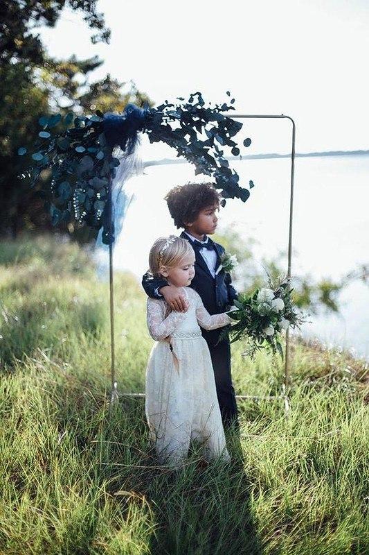 wiCjQgFmmBk - Если твоя мама - фотограф: Свадебная фотосессия для детей