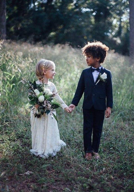 zRzZt7Bnajg - Если твоя мама - фотограф: Свадебная фотосессия для детей