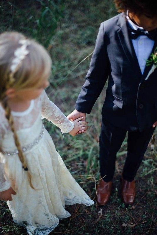 RTTyGAsdQ00 - Если твоя мама - фотограф: Свадебная фотосессия для детей