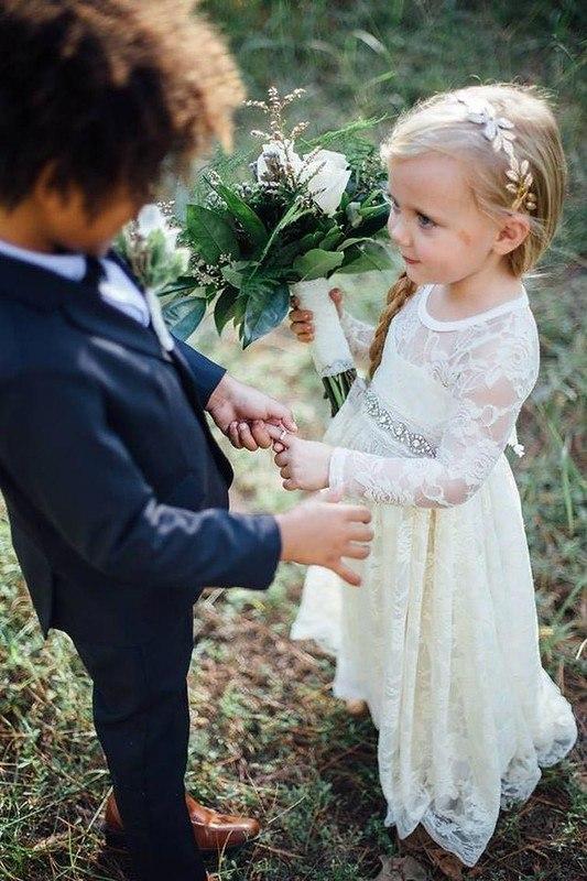 t6YR1PaBZgo - Если твоя мама - фотограф: Свадебная фотосессия для детей