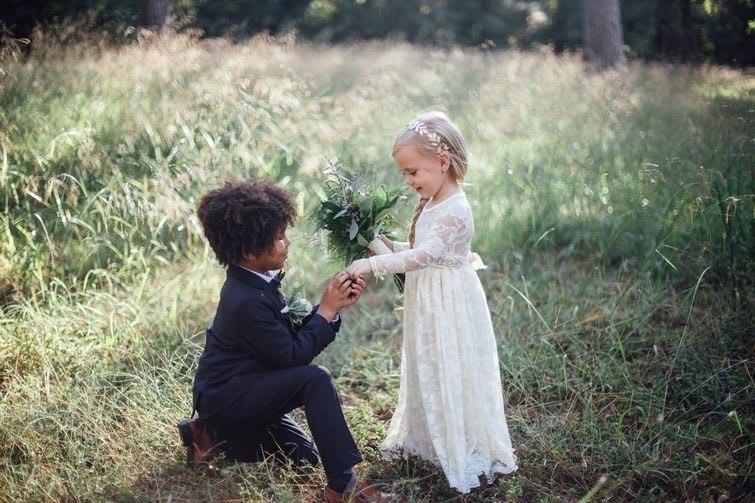 naMdO ftBAY - Если твоя мама - фотограф: Свадебная фотосессия для детей