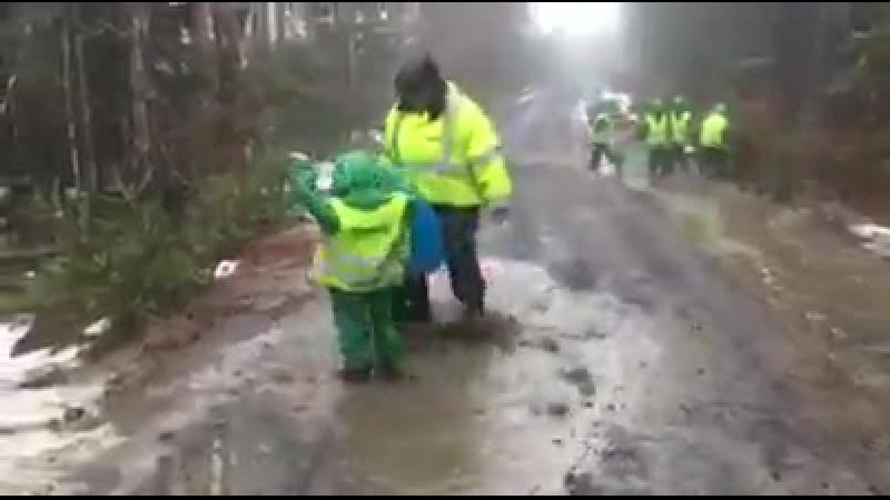 ABCMAGIC Прогулка в канадском детском саду