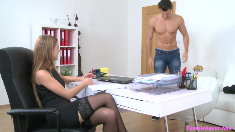 Alexis Crystal aka Anouk ( American Stud Cums on Agents Face) Porn, Casting, All Sex, HD