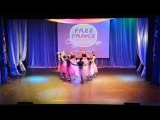 Пуанты + Боди-балет + Стретчинг
