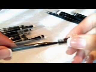 Профессиональный набор кистей для макияжа из 20 кистей S