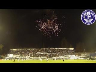 Индепендьенте Ривадавия (Мендоса) \ Hinchada de Independiente Rivadavia de mendoza los caudillos del parque