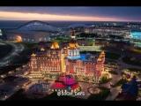 Отель «Богатырь», Олимпийский парк, Сочи