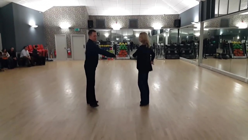 Paso Doble - Absolute Beginners Beginners Plus