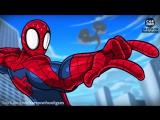 Человек-паук против Венома, Зелёного Гоблина, Доктора Осьминога | Озвучка: InDub | CartoonHooligans