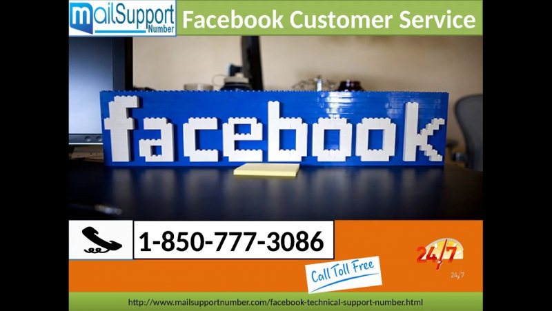 Get Facebook Customer Service by making a call at 1-850-777-3086