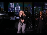 Madonna - Borderline (Live @ The Tonight Show with Jimmy Fallon 2016)