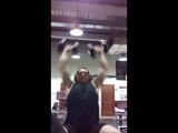 Live. Утренняя тренировка плечей в Прайм Фитнес
