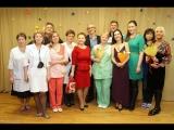 Жанна Колмагорова на благотворительном концерте