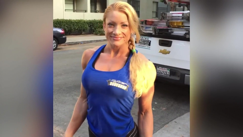 Wendy Fortino - EPIC Muscled Girl