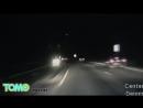 Женщина в наручниках угнала полицейскую машину