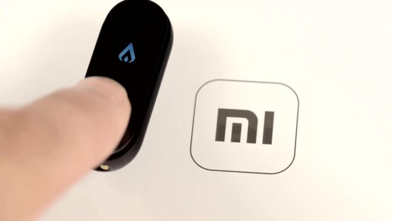 Fitness Tracker and Watch Xiaomi Mi Band 2