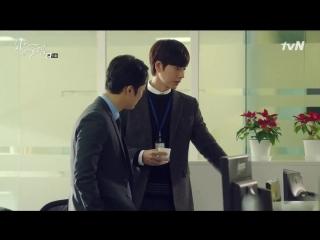 Пак Хе Чжин - Сыр в мышеловке - 11 серия (5)