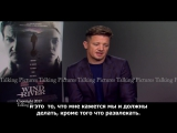 Jeremy Renner chats with TV's Tony Toscano about his new film