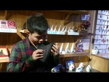 Chinese guy plays Ocarina