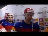 Привет, лягушка! Давай потрындим! Игроки сборной России после матча с чехами