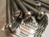 Винты крышек двигателя СТОК JAWA 360 STAINLESS STEEL Made in Ukraine-SUMY.