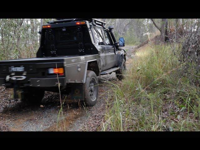 Patriot Campers LC79 Supertourer Black - Build Part 3