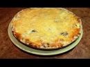 Рецепт Лоранский пирог ( Даларанский ). Пирог с курицей и грибами