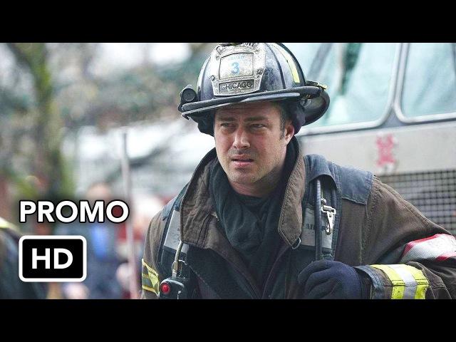 «Пожарные Чикаго» Промо 5х14