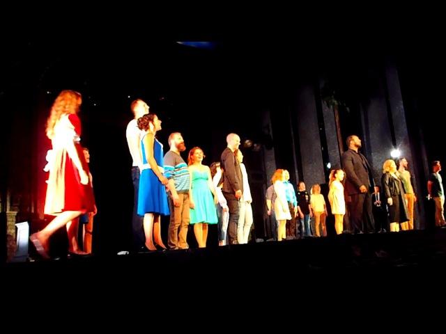 Московский Бродвей. Мастерская Broadway Dreams. Поклоны