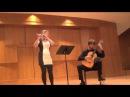 Liebermann -- Sonata for Flute and Guitar, Op. 25