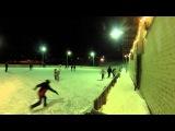Ледовый каток в Кромах