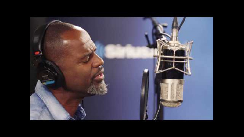 Brian McKnight Back at One Live @ SiriusXM The Blend