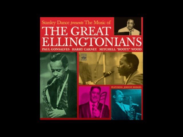 "Paul Gonsalves, Harry Carney, ""Booty"" Wood - Music Of The Great Ellingtonians ( Full Album )"
