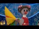 СПОКОЙНОЙ НОЧИ МАЛЫШИ Каркуша красавица Весёлые мультики для детей Чичиленд