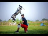 Dogfrisbee camp with Paco Lobo  NNL 2017