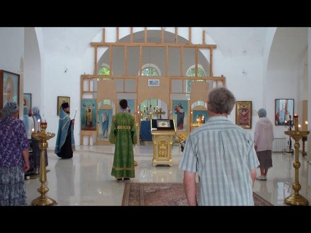 Гагино. Праздник Казанской иконы Божией Матери 2016