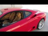1999 Ferrari 360 Modena F1 Coupe for sale in Scottsdale AZ Call Joey 480-205-5880