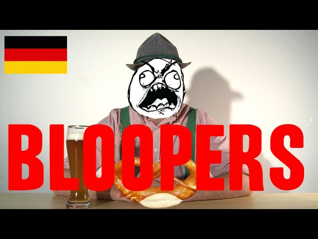 BLOOPERS: How German Sounds Compared To Other Languages || CopyCatChannel