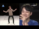 [ENG] 'The first meeting with 101 trainees' (ft. Minhyun's weird dance) | Produce 101 Season 2 Ep.11