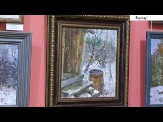 В картинной галерее «Нагорная» проходит выставка «На двоих одна дорога»