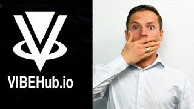 Обзор VibeHub - Инвестировать в Блокчейн VibeHub - Криптовалюта Vibe