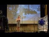 А снег идёт Новогодняя сказка, ДК Колос, Анна Попова (23.12.2016 г.)