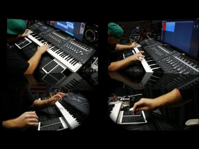 Evolution Atlantica Live Performance by MYTHIX