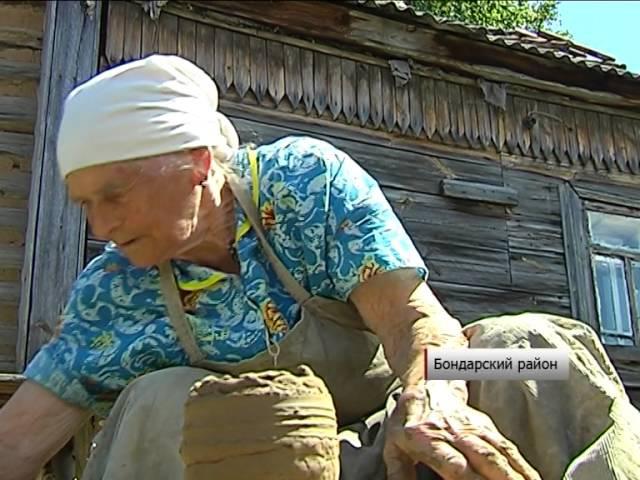 Пожилая тамбовская мастерица поделилась азами умирающего ремесла/НВ - Тамбов/