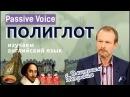 Passive Voice страдательный залог. Английский для начинающих с нуля