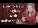 How to learn English with native speakers where to find native speakers cambly