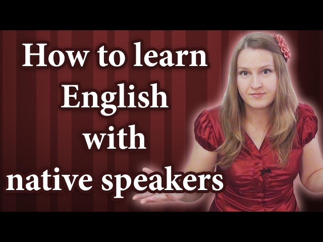How to learn English with native speakers, where to find native speakers - cambly