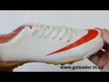 Футбольные сороконожки (многошиповки) Nike Mercurial Victory (Код товара 0299) видео обзор