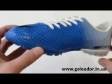 Футбольные сороконожки (многошиповки) Nike Mercurial Victory (Код товара 0297) видео обзор